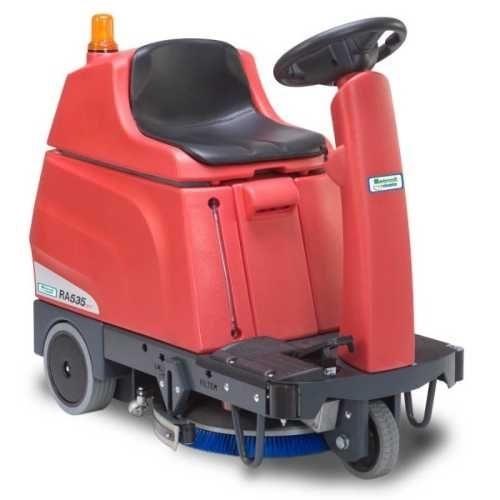 Поломоечная машина с сиденьем для оператора Cleanfix RA 535 IBCT - фото 8403
