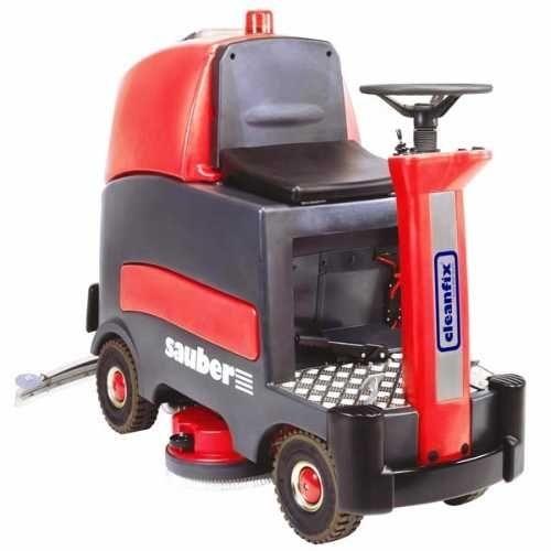 Поломоечная машина с сиденьем для оператора Cleanfix RA 800 SAUBER - фото 8430
