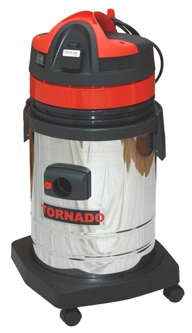 Пылесос для сухой и влажной уборки TORNADO 504 JUSTO Inox - фото 8655