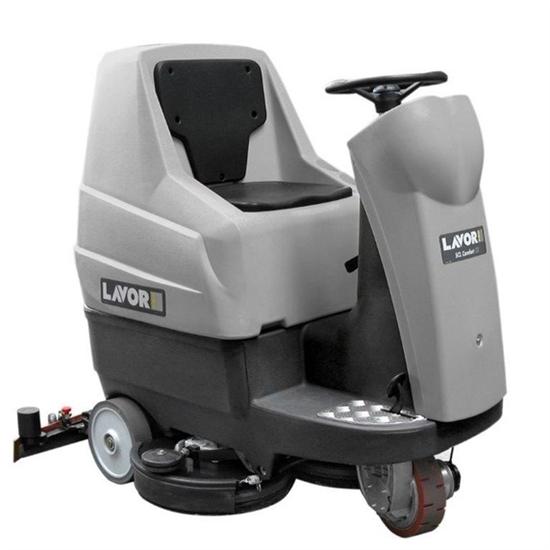 Поломоечная машина с сиденьем для оператора LavorPRO COMFORT XS-R 75 ESSENTIAL - фото 8722