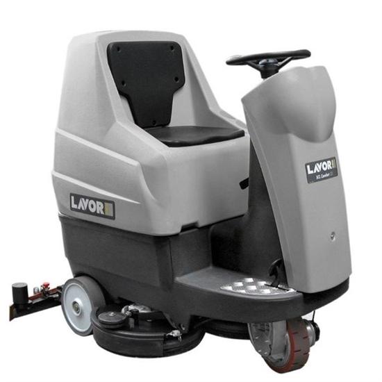 Поломоечная машина с сиденьем для оператора LavorPRO COMFORT XS-R 85 ESSENTIAL - фото 8725