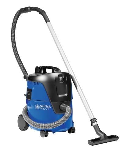 Пылесос для сухой и влажной уборки Nilfisk AERO 21-01 PC - фото 9160