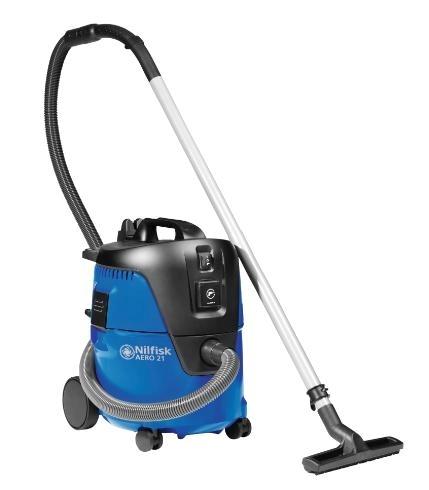 Пылесос для сухой и влажной уборки Nilfisk AERO 21-21 PC - фото 9166