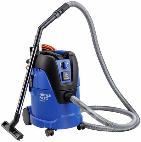 Пылесос для сухой и влажной уборки Nilfisk AERO 26-2L PC - фото 9371