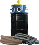 Сепараторная крышка с циклон эффектом для бочек D 560мм, отверстие 80 мм