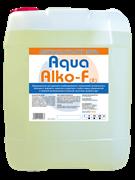 Щелочное пенное моющее средство AquaAlko-F (2) 1л. (товар)