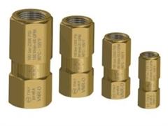 Обратный клапан VNR-O вход 3/4 г. выход 3/4 г.180 л/мин 160 бар латунь