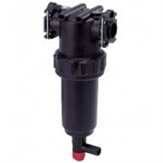 Фильтр фланцевый 15 бар, 210 л/мин., 80 меш. c самоочисткой