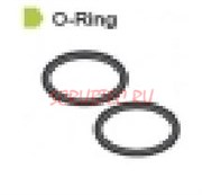 Уплотнительное кольцо 2.62х39.34 3156 VITON