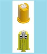 Распылитель Geoline AD/T 110-10 голуб. (керам.)
