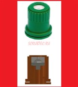 Распылитель Geoline MGA 8004 красн. (керам.)