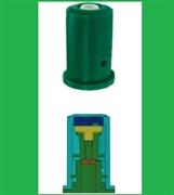 Распылитель Geoline CV-IA 100-015 зелен. (керам.)
