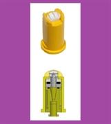 Распылитель Geoline AD/T 110-025 фиолет. (керам.)