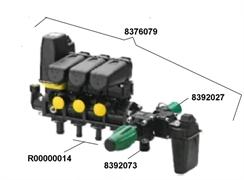 Узел управления DISTR. DRIVER 06 3V+accessori