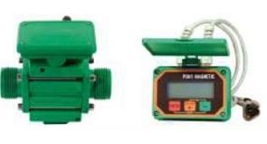 Расходомер, 10-200 л/мин., 50 бар, 12 В