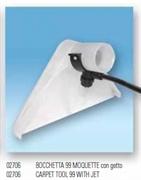 Насадка для чистки ковровых покрытий с форсункой 02706
