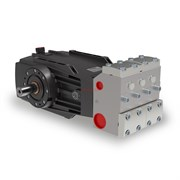 Насос плунжерный высокого давления HPP ES 106/250; 106 л/мин; 250 бар.; 1200 об/мин; 52 кВт.