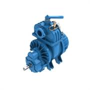 Насос вакуумный JUROP PN 140, 1000 об/мин, левое вращение, гидравлическое управление