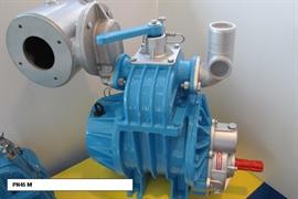 Насос вакуумный JUROP PN 45, правое вращение