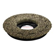 Дисковая щетка, мягкий, натуральный, 430 mm Дисковая щетка, мягкий, натуральный, 430 mm 63698970