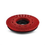 Дисковая щетка, средний, красный, 450 mm Дисковая щетка, средний, красный, 450 mm 49050030