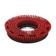 Дисковая щетка, средний, красный, 330 mm Дисковая щетка, средний, красный, 330 mm 63698900