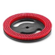 Щетка красная BD 30/4 C, средней жесткости