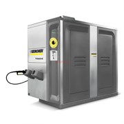 Стационарный аппарат высокого давления SB-M Cab2 Решение для 2-4 постов (100 бар)