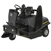 Подметально-всасывающая машина KM 120/150 R LPG 15111070