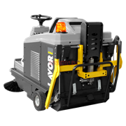 Подметальная машина LAVOR Professional SWL R1000 ST Bin-Up