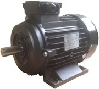Мотор для аппаратов высокого давления H112 HP 7.5 4P MA AC KW 5,5 4P (внешний вал)