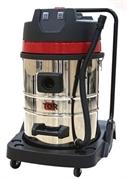Пылесос для сухой и влажной уборки WL70-70L2B INOX
