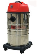 Пылесос для сухой и влажной уборки WL092A-30L INOX (с розеткой)