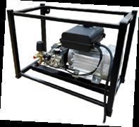 Аппарат высокого давления MLC-C D 2117 P c E3B2515 (на раме) Total Stop