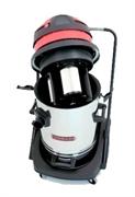 Промышленный пылесос Soteco TORNADO 600 MARK NX 3FLOW Inox