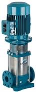 Вертикальный многоступенчатый насос Calpeda MXV 100-9002-2R