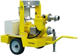 Установка водопонижения Varisco WEL 6-250 FT40 ECO G11 V04 TROLLEY