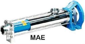 Винтовой насос CSF Inox - Серия MAE
