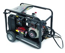 Аппарат высокого давления с нагревом воды Comet FDX Hot Cube 16/200 D (L 100 N + FW2) (200 бар)