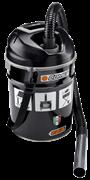 Аккумуляторный пылесос для сухой уборки Comet CM 12S Free; бак 12 л (сталь); 18 В, 2,2 Ач