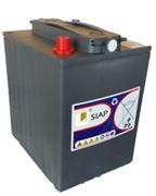 Гелевый аккумулятор SIAP 3 GEL 175 6В 175Ач С5