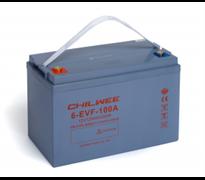 Гелевый аккумулятор 6-EVF-100A 12В 113Ач С5