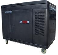 Генератор бензиновый ZM 12500 SE