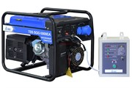 Бензогенератор TSS SGG 6000 EA с АВР