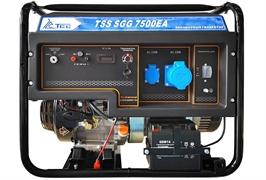 Бензогенератор TSS SGG 7500ЕA
