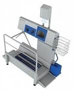 Санпропускник SANICARE-1000 B-R