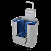 Установка для чистки подошвы и голени EZSW