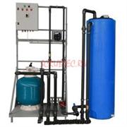 Установка очистки и рециркуляции воды СОРВ-2/400-Р