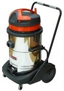 Пылесос для сухой и влажной уборки TORNADO 623 Inox