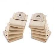 Бумажные фильтр-мешки Kaercher,10 шт. Бумажные фильтр-мешки Kaercher,10 шт. 69043330